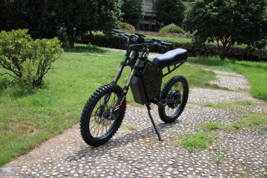 Категория «А1» для электромотоциклов