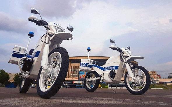 Ответственность за вождение электромотоцикла без прав