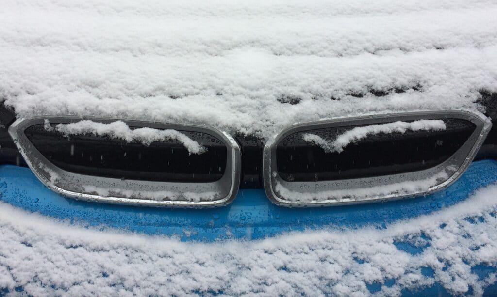 боятся ли электромобили холода