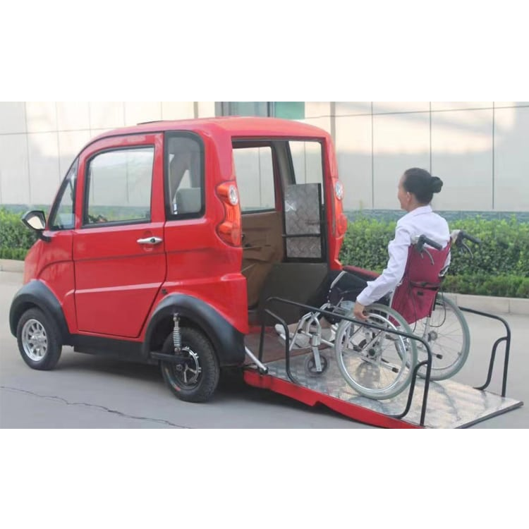 электромобиль для инвалидов YJ-LX-02 с Alibaba