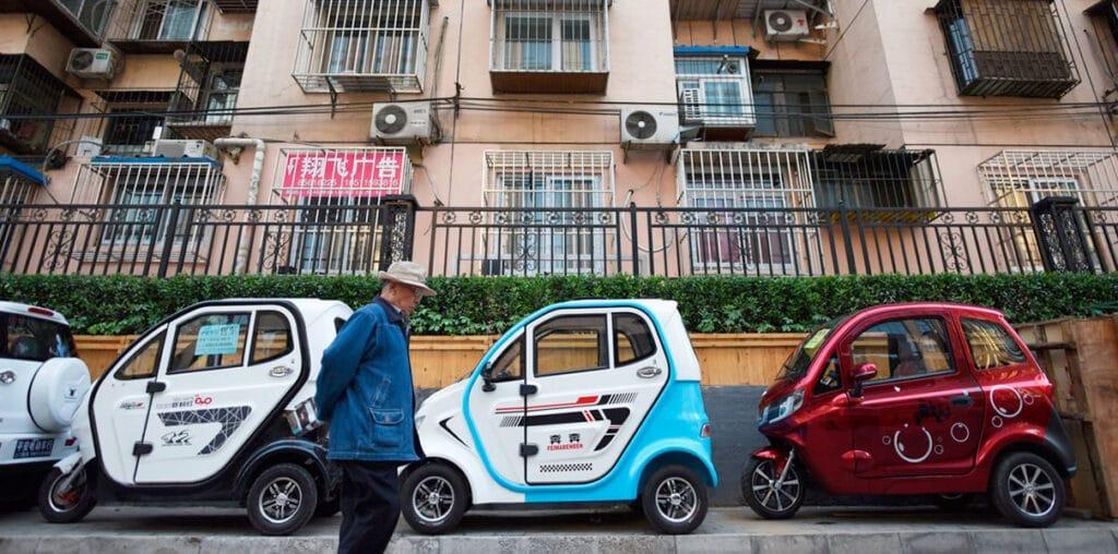 Китайские электромобильные стартапы заставят объединяться