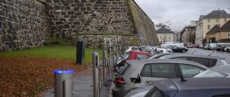 электромобили в Норвегии